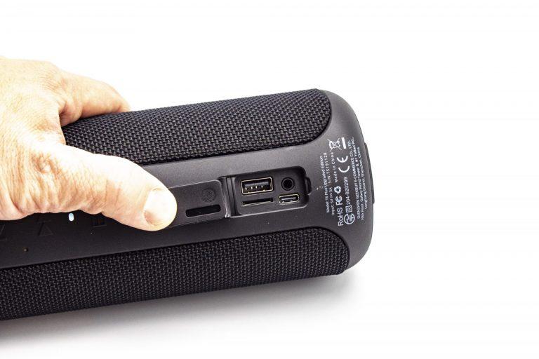 Tronsmart T6 Plus Upgraded Edition BT hangszóró teszt 7