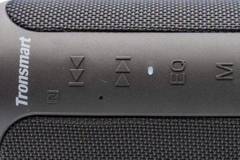 Tronsmart T6 Plus Upgraded Edition BT hangszóró teszt 12
