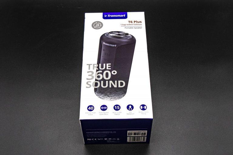 Tronsmart T6 Plus Upgraded Edition BT hangszóró teszt 2
