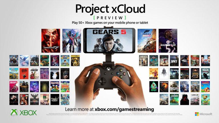 Elérhető az Xbox Game Streaming előzetese! 2