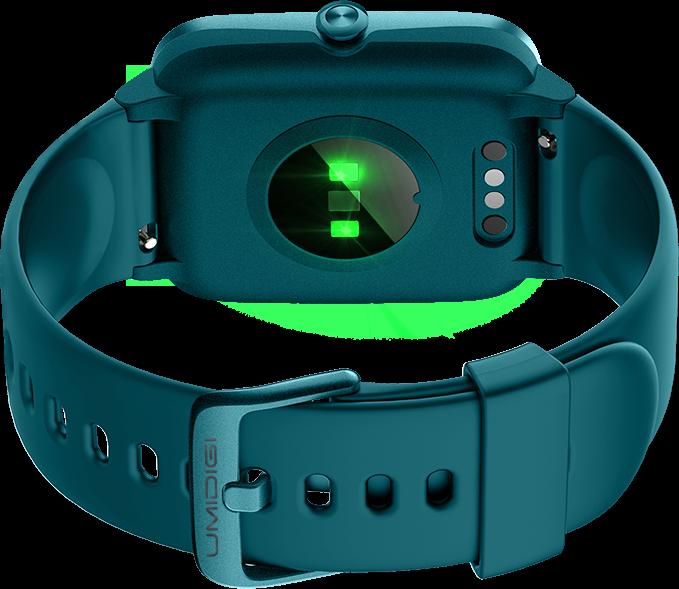 Lecke a konkurenciának: UMIDIGI Uwatch3 okoskarkötő 4