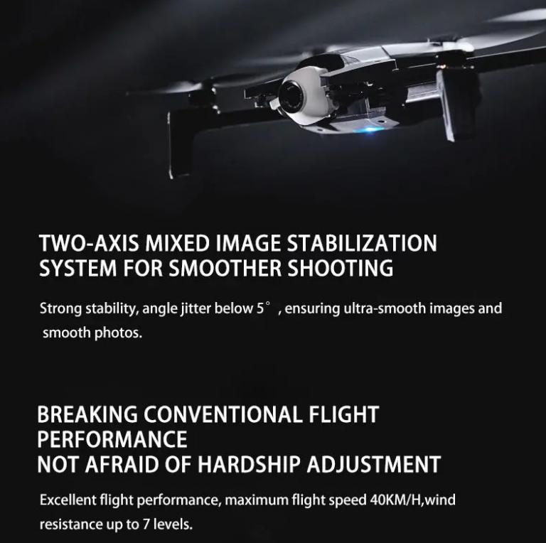 Dragonfly KK13 drón – Meglepetés 4K drón, olcsón? 2