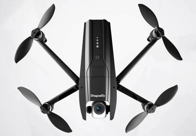 Dragonfly KK13 drón – Meglepetés 4K drón, olcsón? 3