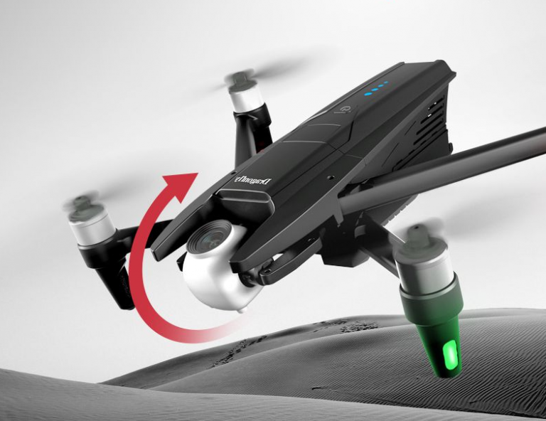 Dragonfly KK13 drón – Meglepetés 4K drón, olcsón? 4