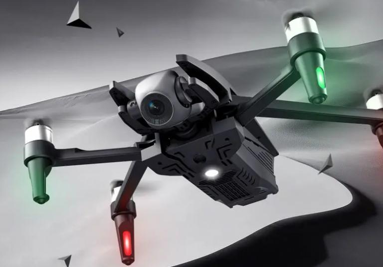 Dragonfly KK13 drón – Meglepetés 4K drón, olcsón? 7