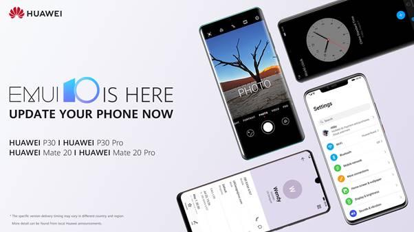 Hivatalos: ezek a Huawei mobilok kapják meg az Android 10-et! 4