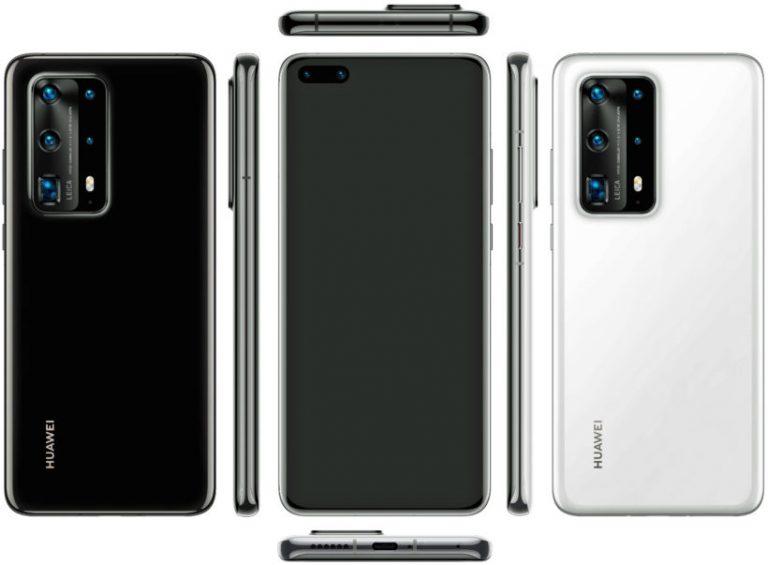 Olcsóbb lehet elődjénél a Huawei P40 3
