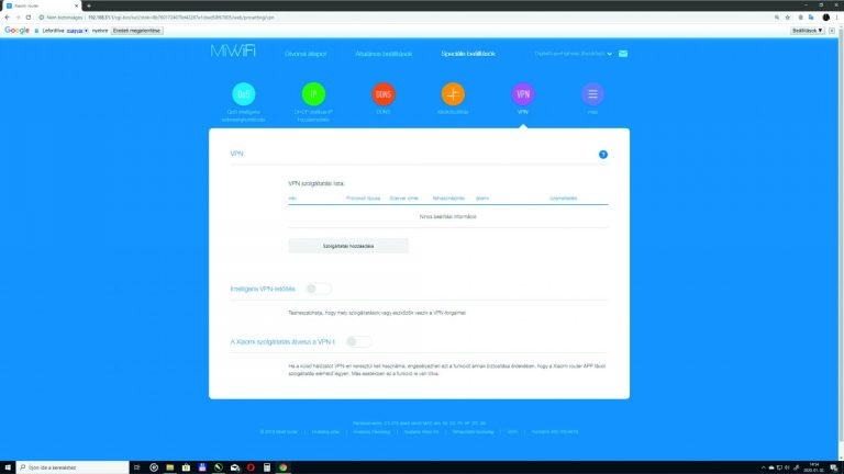 Xiaomi Mi AC2100 Router tesztje 17