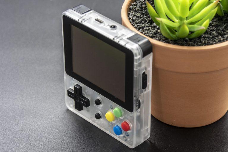LDK Mini Retro konzol teszt 9