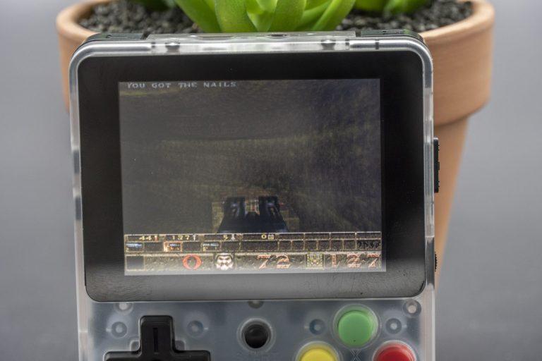 LDK Mini Retro konzol teszt 11