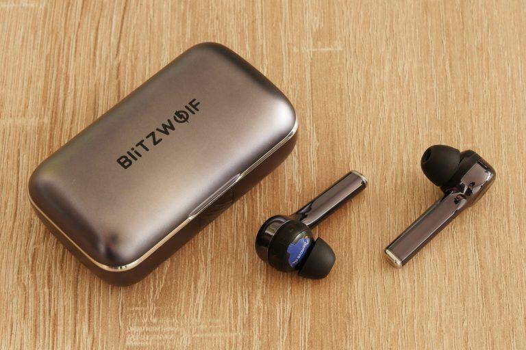 Blitzwolf BW-FYE6 TWS fülhallgató teszt 5