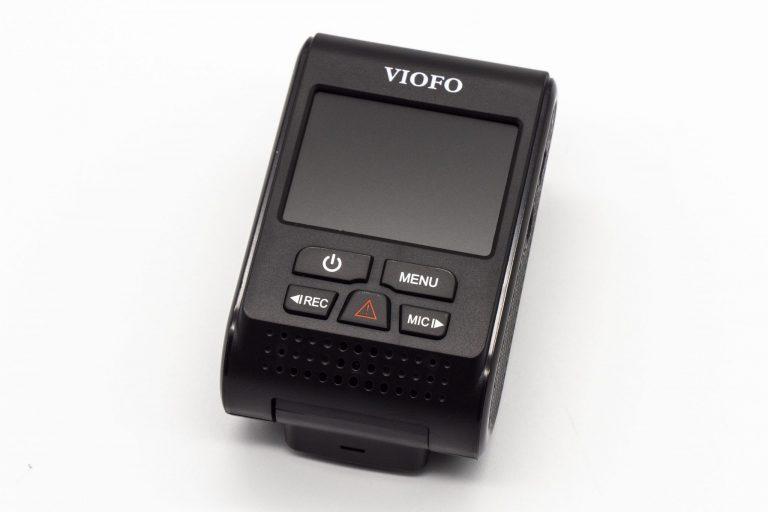 Viofo A119 V3 autós DVR teszt 8