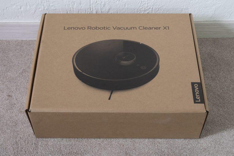 Lenovo X1 robotporszívó teszt 2