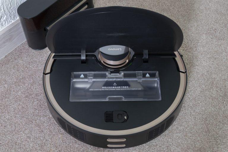 Lenovo X1 robotporszívó teszt 5