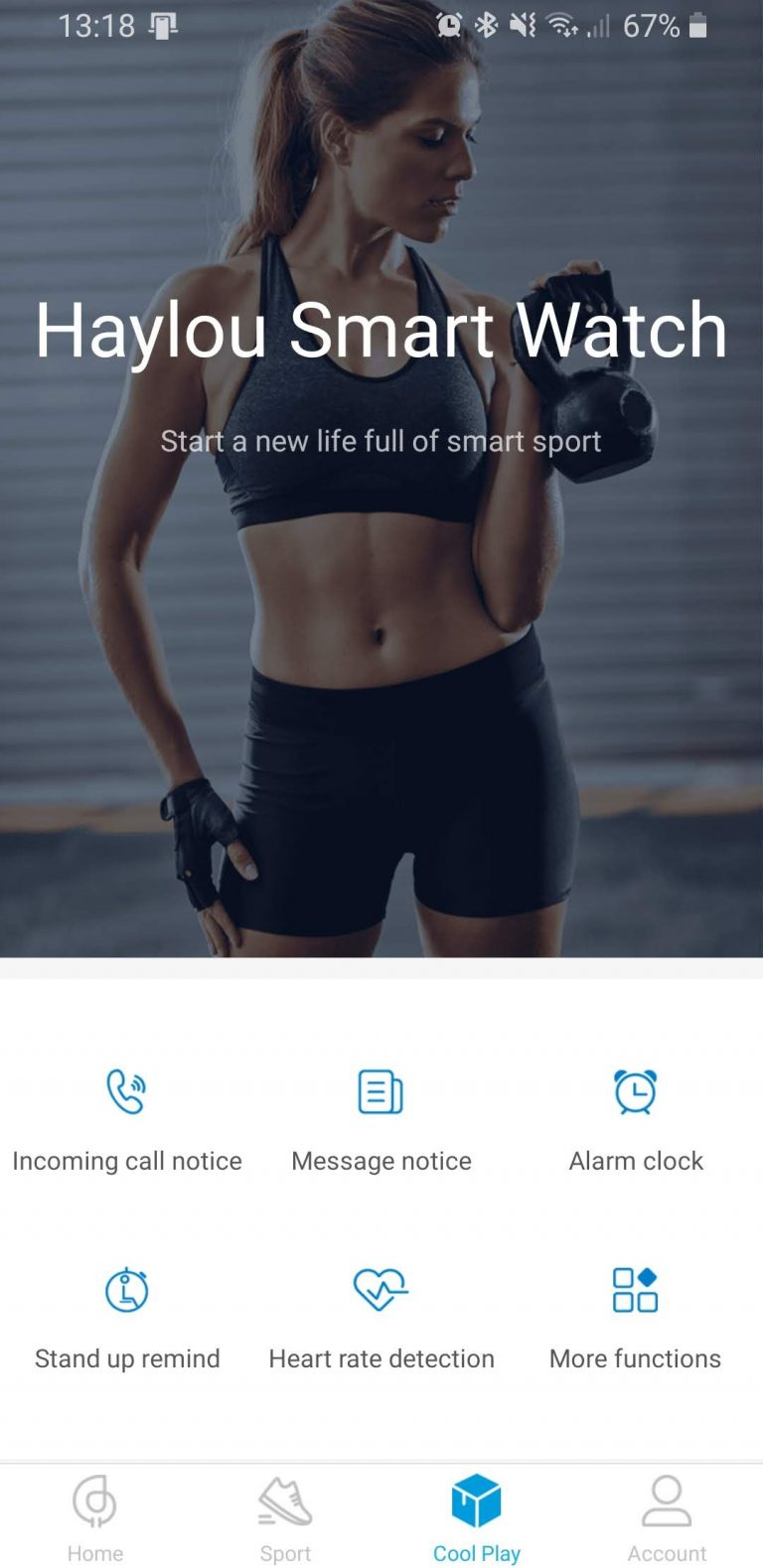 Xiaomi Haylou LS01 okosóra teszt 22