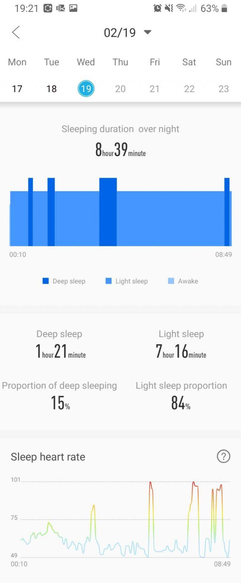 Xiaomi Haylou LS01 okosóra teszt 17