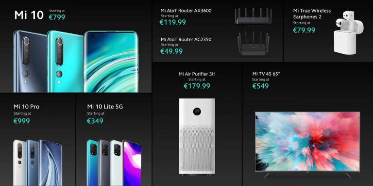 Xiaomi Mi 10 a láthatáron 5