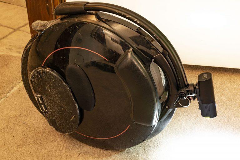 Gaciron V9S-1000 kerékpárlámpa teszt 13
