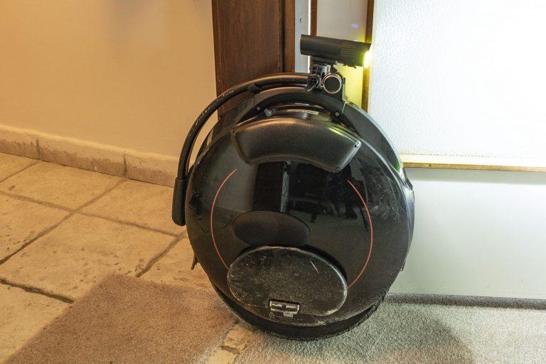 Gaciron V9S-1000 kerékpárlámpa teszt 14