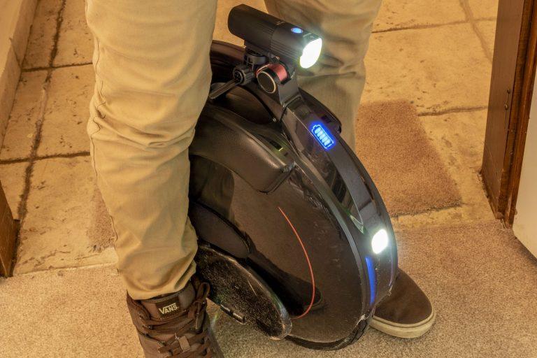 Gaciron V9S-1000 kerékpárlámpa teszt 15