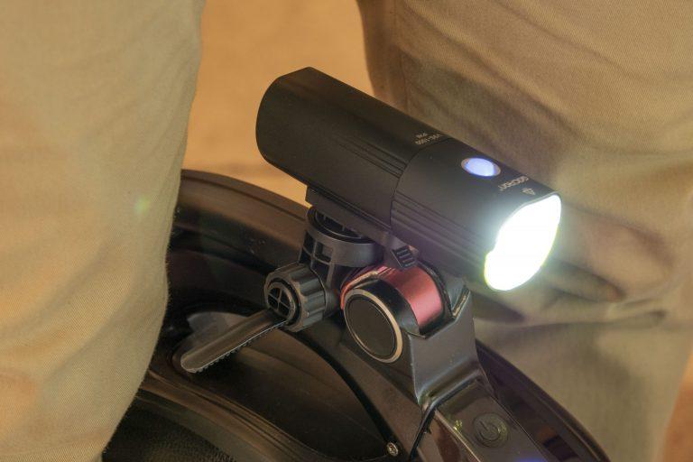 Gaciron V9S-1000 kerékpárlámpa teszt 17