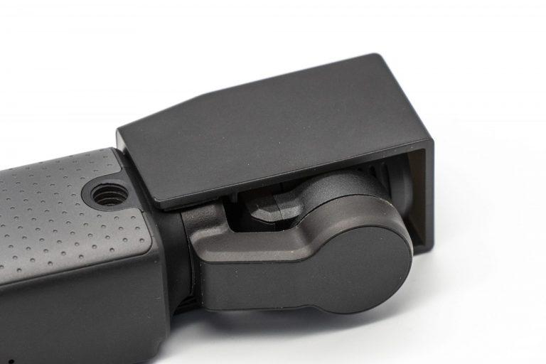 Xiaomi Fimi Palm kézi gimbal és kamera teszt 3