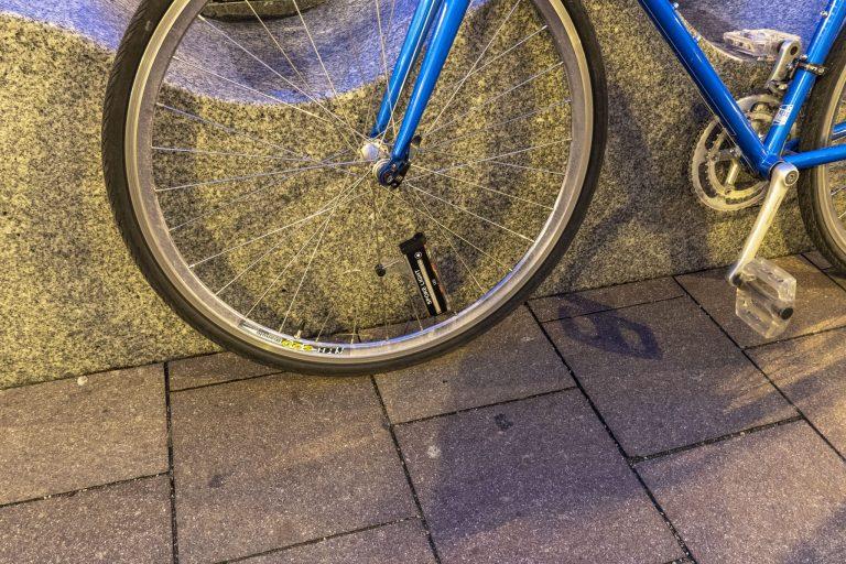 Kerékpáros küllőfény teszt 17