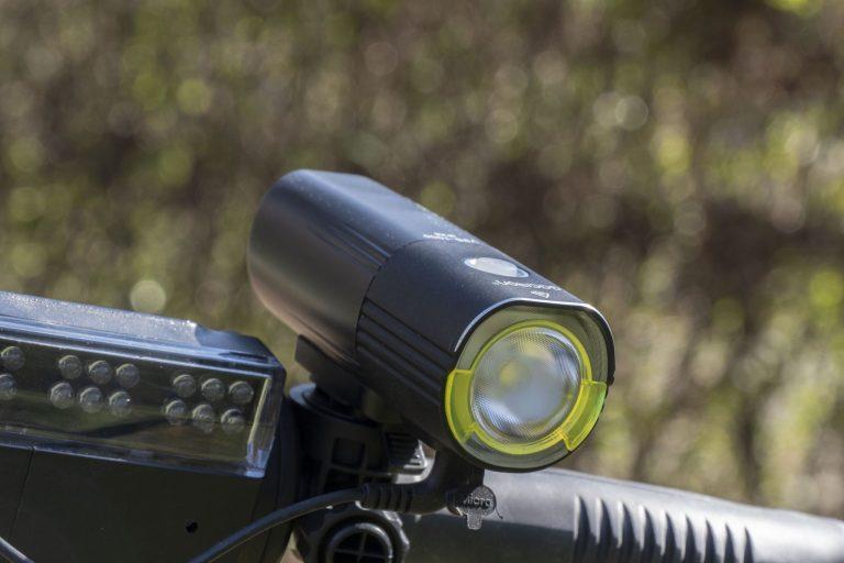 Gaciron V9S-1000 kerékpárlámpa teszt 20