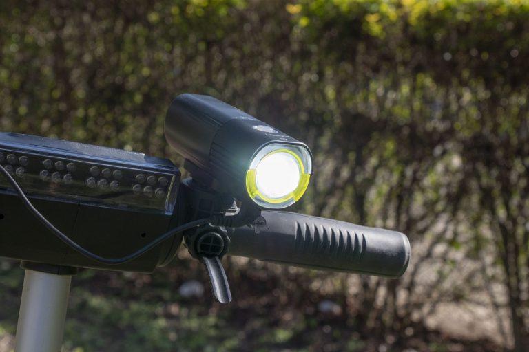 Gaciron V9S-1000 kerékpárlámpa teszt 24