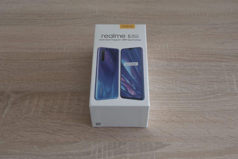 Oppo Realme 5 Pro okostelefon teszt 2