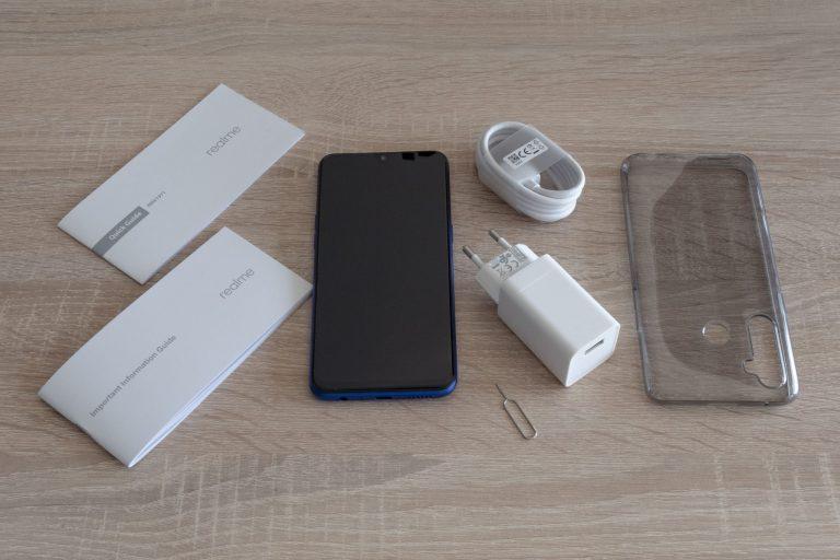 Oppo Realme 5 Pro okostelefon teszt 3
