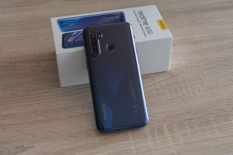 Oppo Realme 5 Pro okostelefon teszt 16