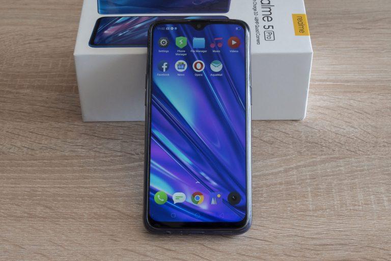 Oppo Realme 5 Pro okostelefon teszt 19