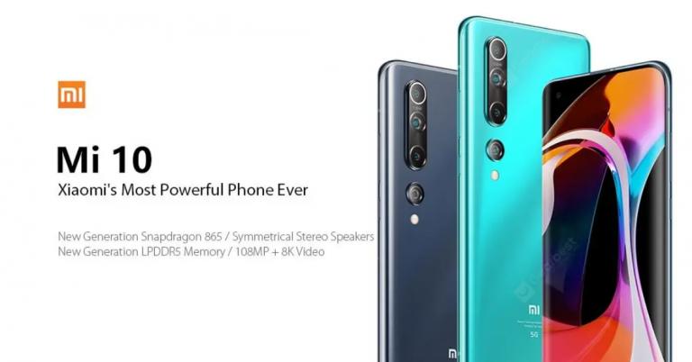 Xiaomi Mi 10 a láthatáron 4