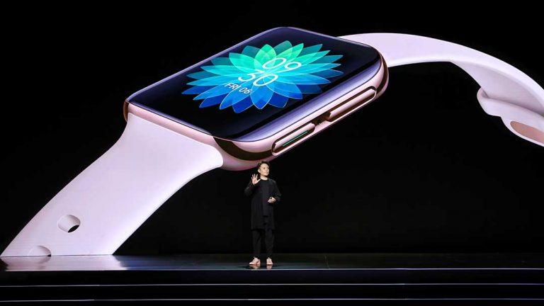 Hivatalosan is megjelent az Oppo Watch 6