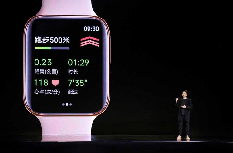 Hivatalosan is megjelent az Oppo Watch 5