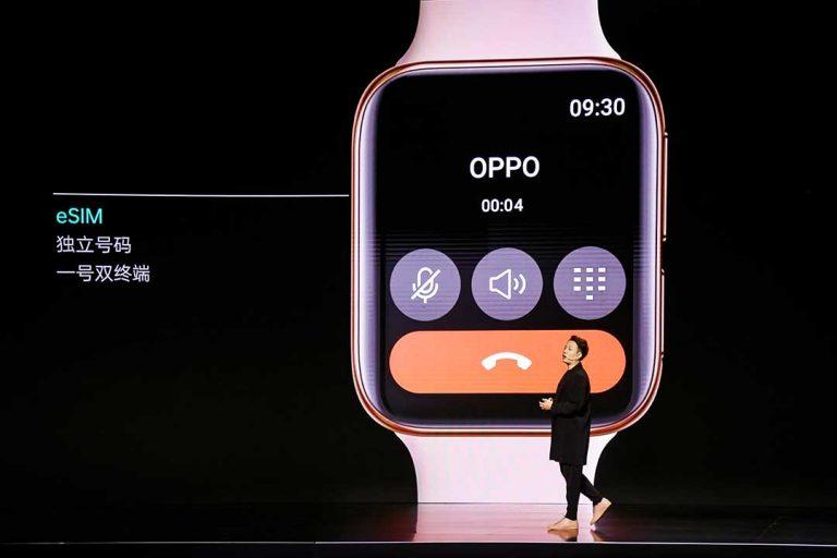 Hivatalosan is megjelent az Oppo Watch 4