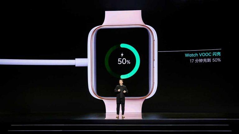 Hivatalosan is megjelent az Oppo Watch 3