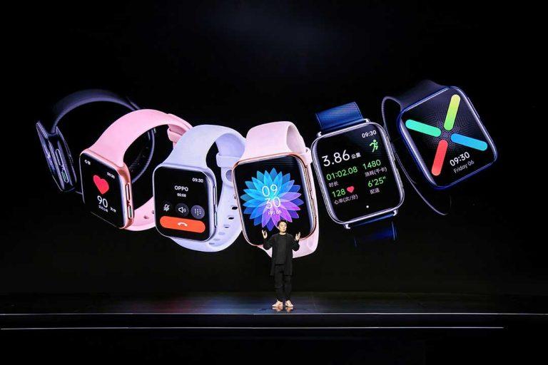 Hivatalosan is megjelent az Oppo Watch 2