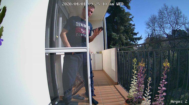 Reolink Argus 2 kamera teszt 33