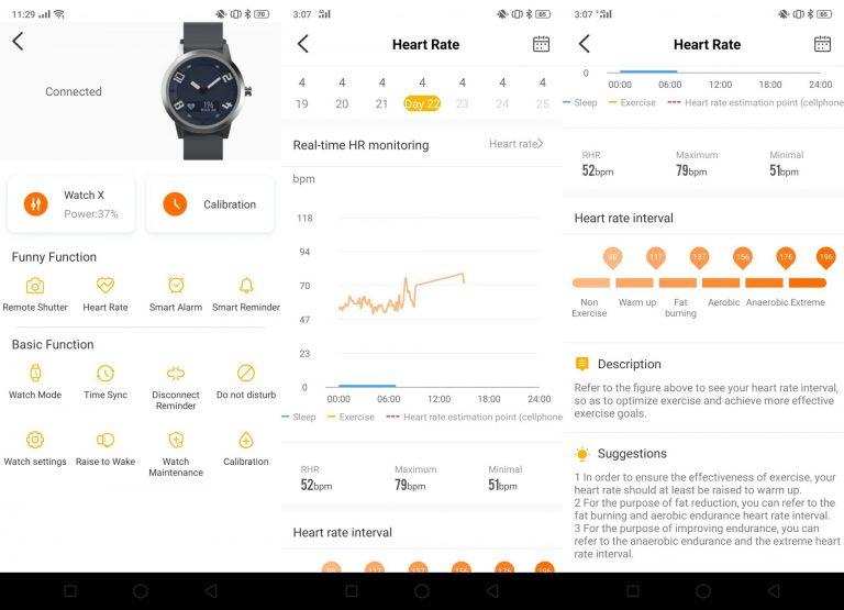 Lenovo Watch X okosóra teszt 14