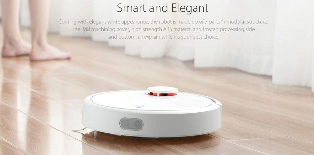 Robotporszívót itthonról 2