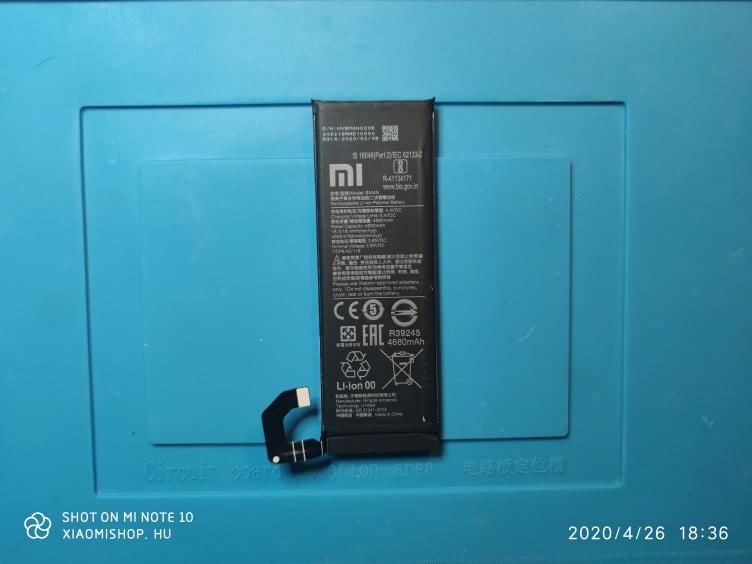 Xiaomi Mi 10 okostelefon teszt 24