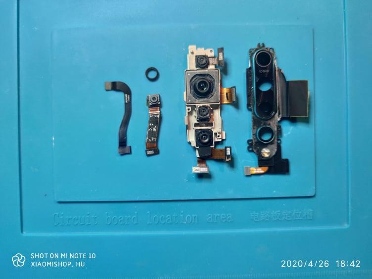 Xiaomi Mi 10 okostelefon teszt 27