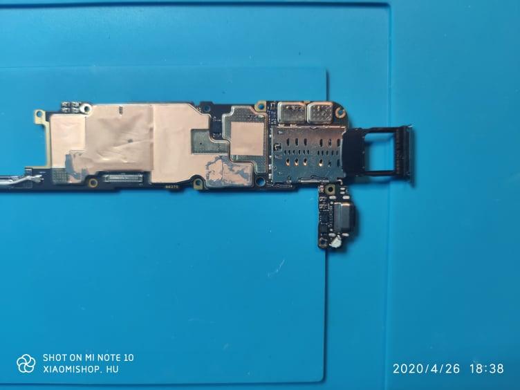 Xiaomi Mi 10 okostelefon teszt 33