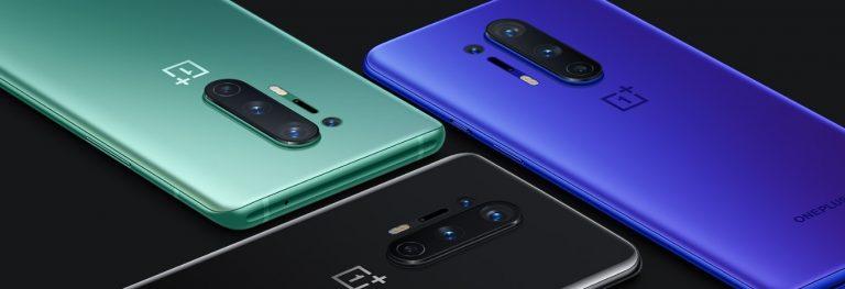 Végre itt az új OnePlus 8 széria 8