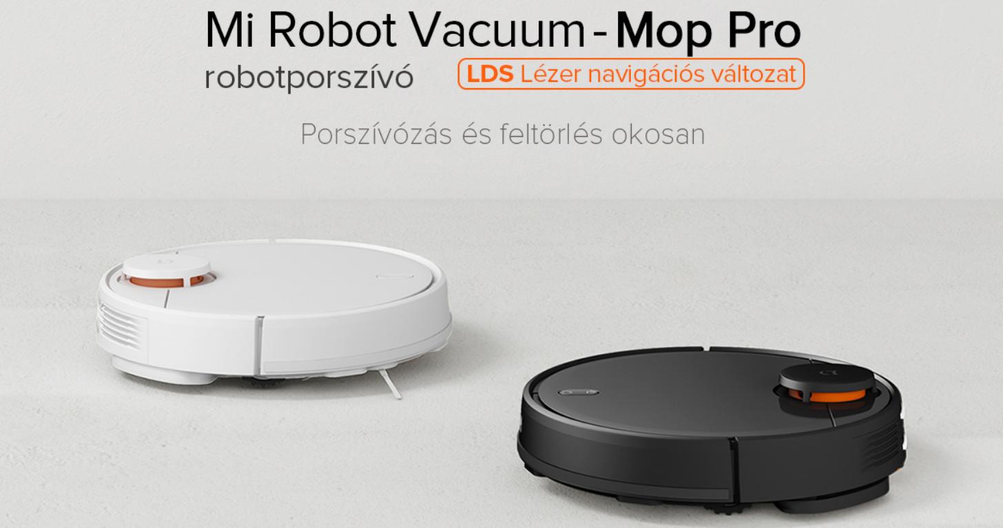 Robotporszívót itthonról 4