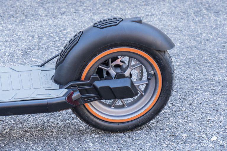 Kugoo M2 Pro roller teszt 7