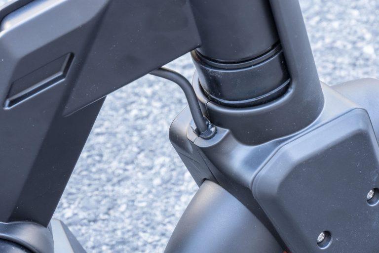 Kugoo M2 Pro roller teszt 17