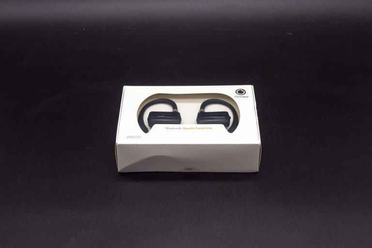 GGMM W600 BT fülhallgató teszt 2